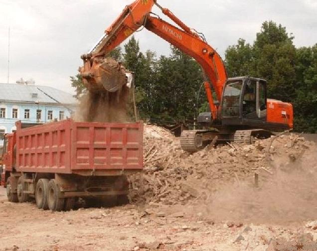 Уборка и вывоз мусора в Великом Новгороде
