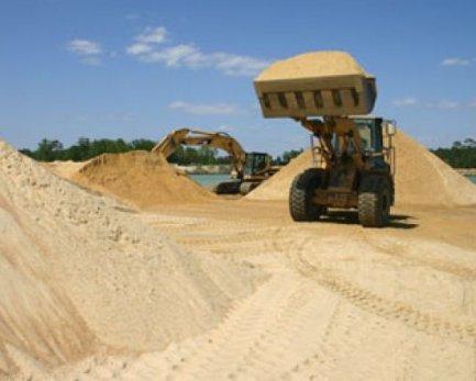 Продажа карьерного песка в Великом Новгороде