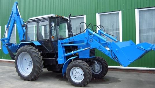 Аренда трактора в Великом Новгороде