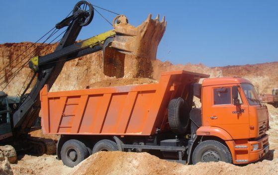 Песок и строительство в Великом Новгороде