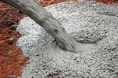 Использование цемента в Великом Новгороде