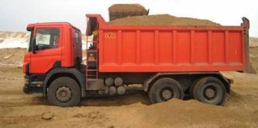 Песок и строительство