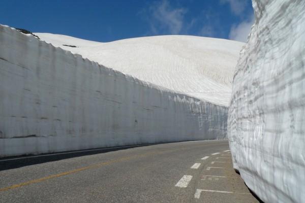 Снежные коридоры